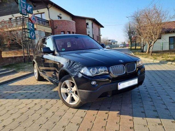 Vand BMW X3 2010 4x4 Automat, Panoramic, piele