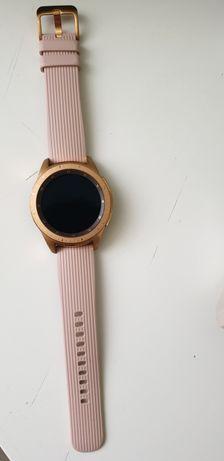 смарт часы samsung rose gold R810