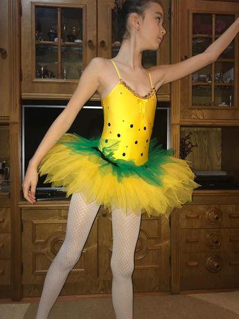 Costum balet unicat, pentru spectacol, varsta 7 -10 ani