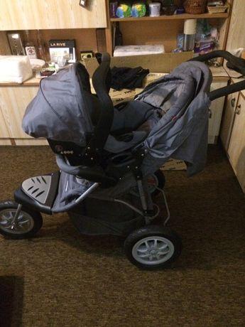 Бебешка количка 2 в1.