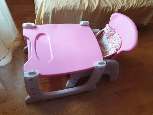 Продам детский стульчик- трансформер.