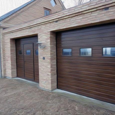Ворота автоматические, ворота гаражные, ворота секционные, ворота