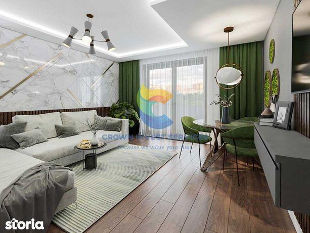 Apartament 2 camere,60.05mp, zona Frumoasa, , etaj 14, decomandat,