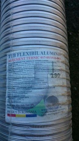 Coș flexibil,se extinde până la 3m.(110 și 130)