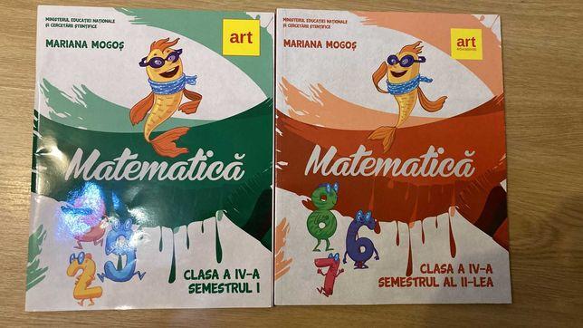 Mariana Mogos Manuala cl IV, semestrul 1 si 2 - editia digitala inclus