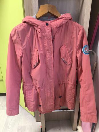 Куртка-парка 42-44 размер осень