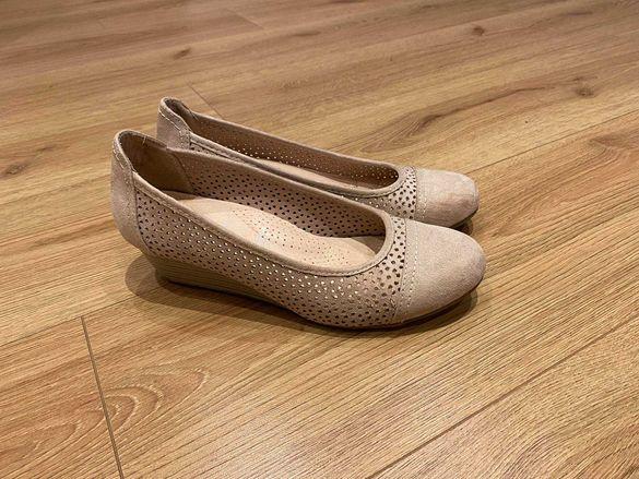 Обувки 38 номер, 5 номер немска номерация