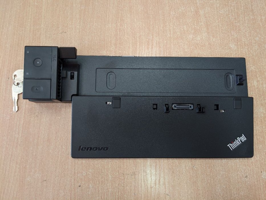Докинг станция Lenovo ThinkPad Pro Dock 40A1 USB 3.0 + Гаранция