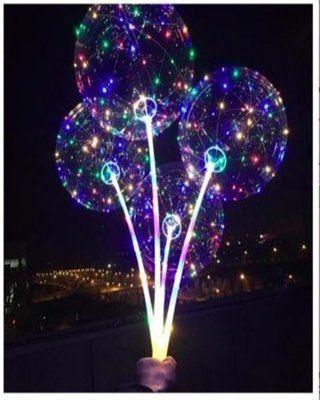 Светодиодные шары!!! Светящиеся шары в продаже+ в подарок насос!!!