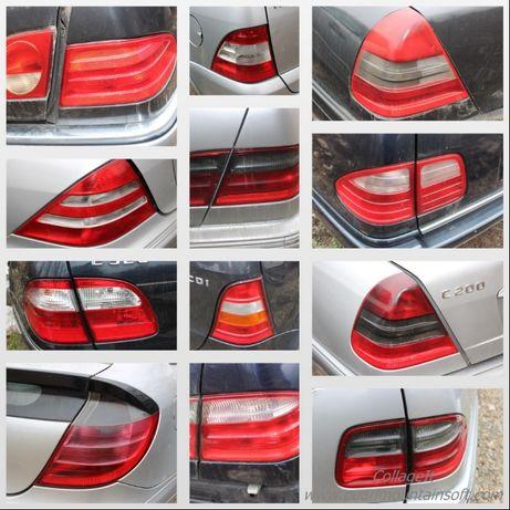 Стопове за Мерцедес/Mercedes В210/В211/В220/В202/В163/В168