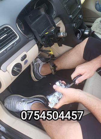 Deblocare contact Vw Golf Caddy Touran Skoda Octavia Seat Leon Audi A3