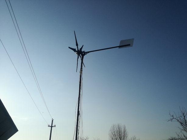 Turbina eoliana 3000w/ 24-48v