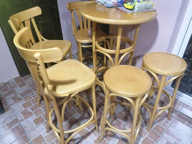 Set masă cu scaune