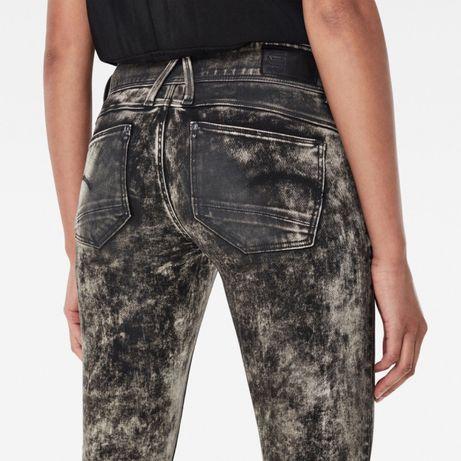ОРИГИНАЛ G-Star RAW Lynn Custom Zip Mid Skinny Jeans 28/30 и 28/32