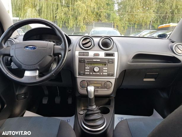 Ford Fiesta CLIMATRONIC Posibilitate Rate AVANS 0%