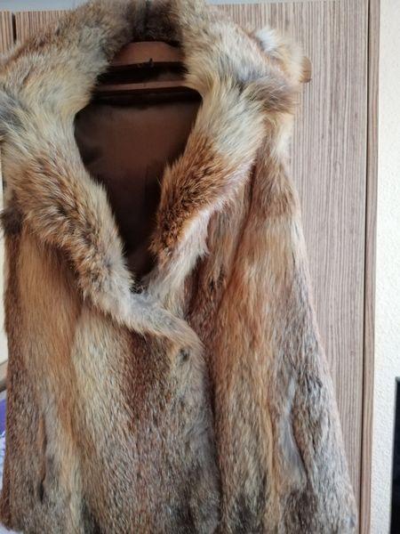 Елек от лисица-естествен косъм гр. Разлог - image 1