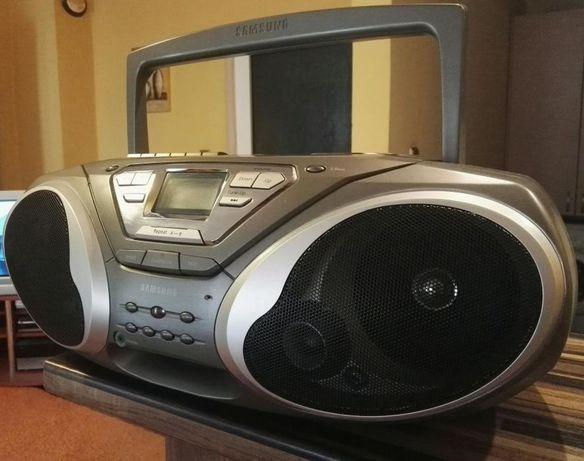 Радио+диск SAMSUNG + касета