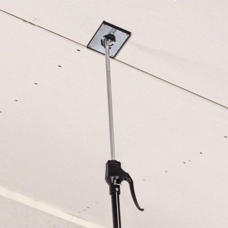 Телескопична подпора за окачен таван Wolfcraft