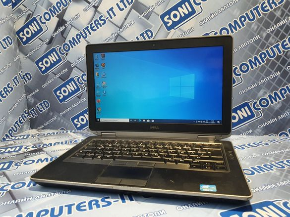 Dell Latitude E6330 - i5-3320M /4GB /320GB /Camera/ За Ученика !
