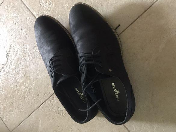 Продавам мъжки обувки Mat star 41 номер