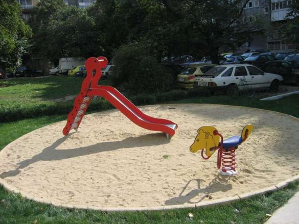 Детска площадка от Швеция