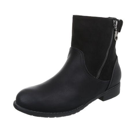 Cizme Damă, Jumex, Culoare Negru, ZY9121-Black, Mărimi 38