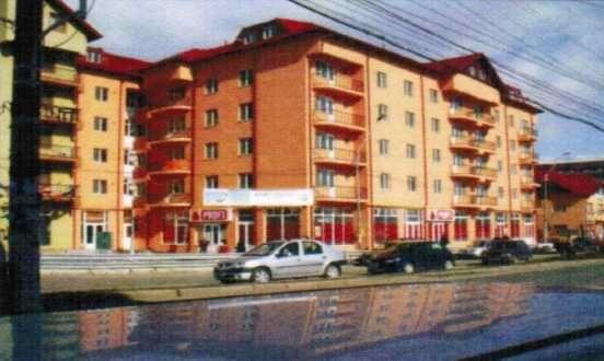 Apartamente cu 3 camere 95 mp gaesti central