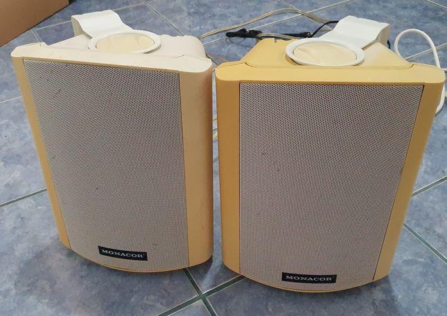 Monacor Mka-60SET/WS Sistem Boxe