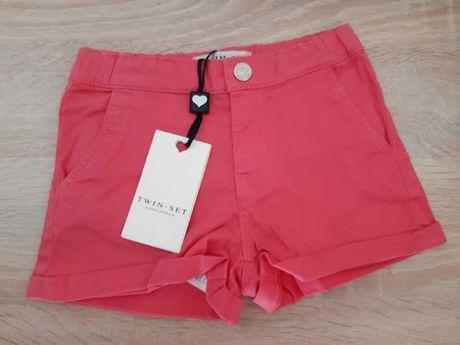 TWIN-SET Нови -3 год къси панталонки