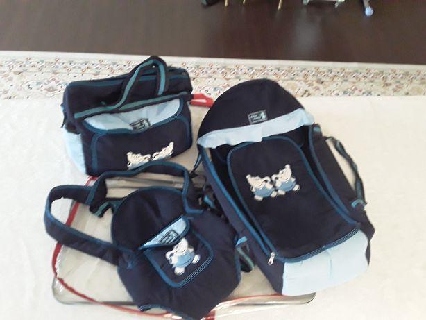Сумка переноска сумка для вещей и кенгуру детская