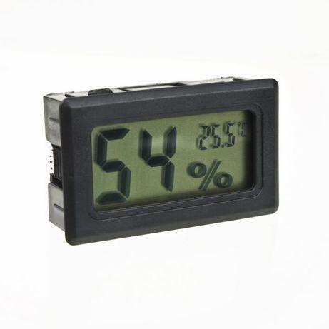 Дигитален термометър и влагомер без външна сонда или с външна сонда