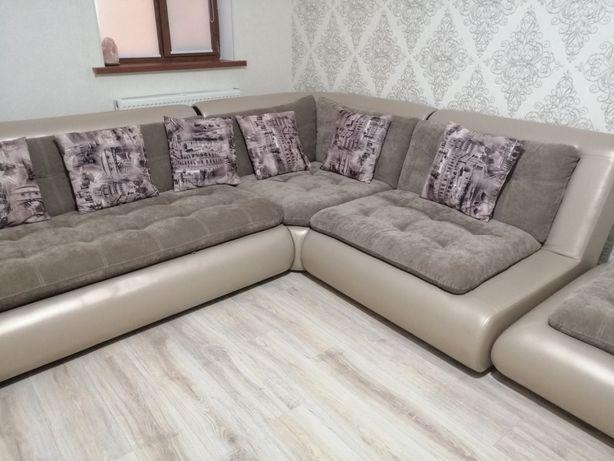 Мягкий уголок, мягкая мебель