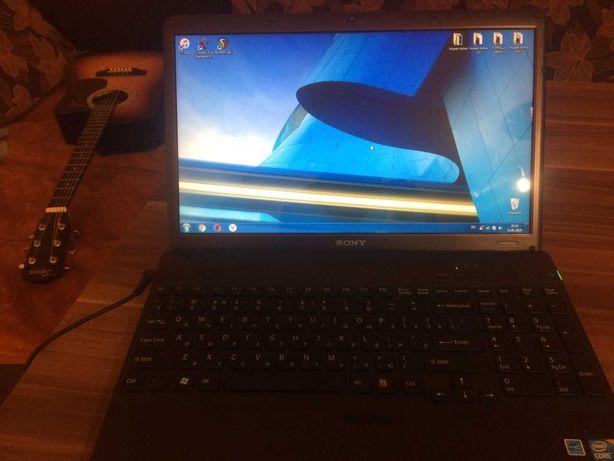 Продам ноутбук Sony Vaio core i3 ( VPCEB1E1R)