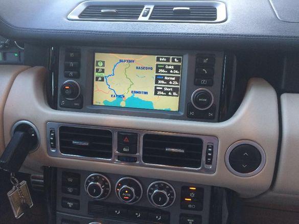 Range Rover Mazda Land Rover Subaru Saab Kenwood Навигационен диск2017