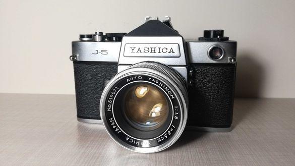 Ретро фотоапарат Yashica J-5