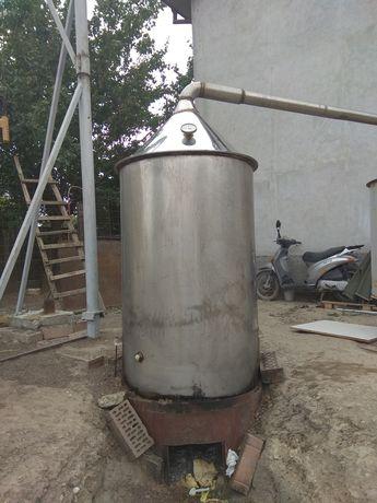 Instalație distilare ulei esențial de lavandă