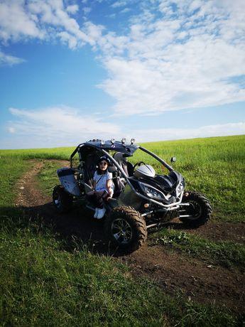 Buggy CF Moto 500 UTV ATV 4x4 Renli