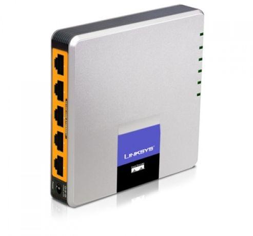 Гигабитный 5-портовый коммутатор Linksys Gigabit Workgroup (EG005W)