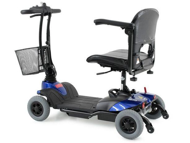 SCUTER ELECTRIC pentru mobilitate 4 ROȚI HS118