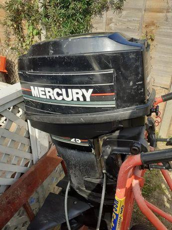 Motor Mercury 25hp