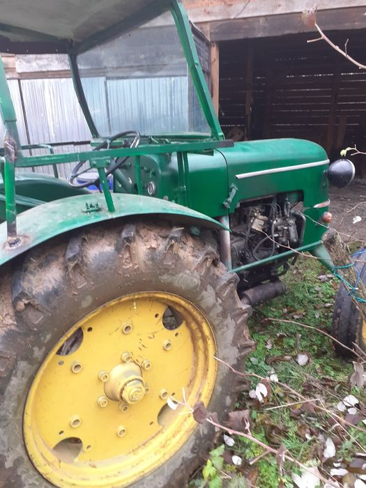 Vand tractor  functionabil Turda - imagine 1