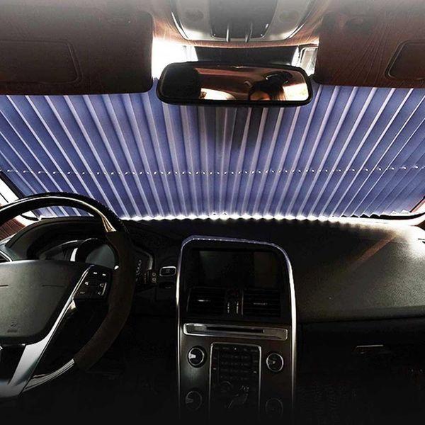 Щора , слънцезащитен сенник за кола за предно / задно стъкло  сгъваема
