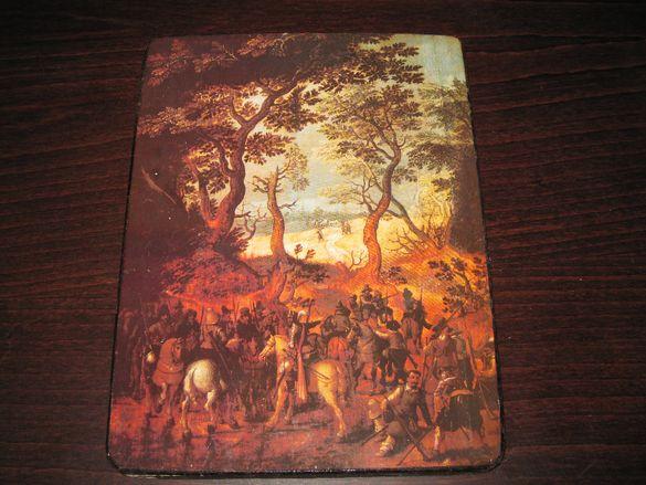 Стари снимки , картини, литографии Атлас, Стара политическа карта