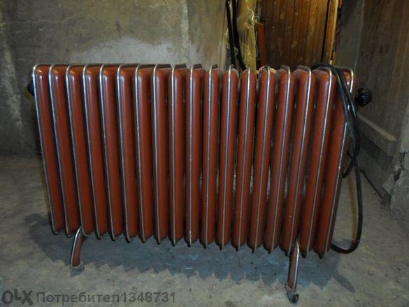 Радиатор смядово
