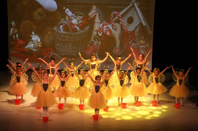 Cursuri de balet pentru copii de la 3 ani