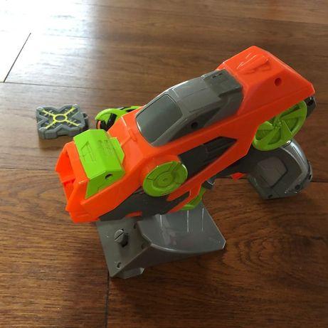 Pistol cu lansator de masinute Street Shot Blaster