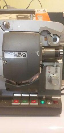 Proiector sonor Bolex SM-8