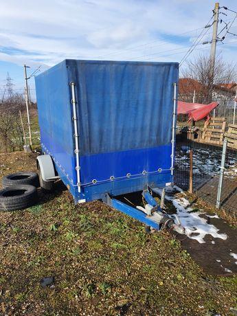Remorca 1900 kg pancar