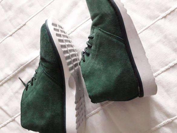 Дамски обувки естествена кожа 38