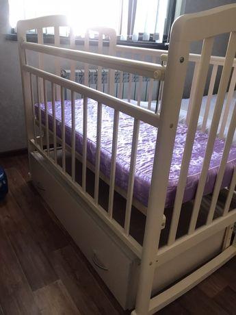 Детский Кровать вместе с матрасом